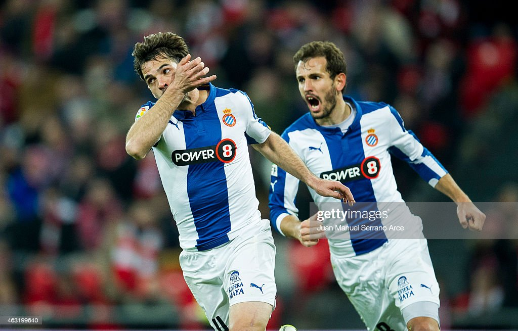 Athletic Club v RCD Espanyol - Copa del Rey Semi-Final: First Leg