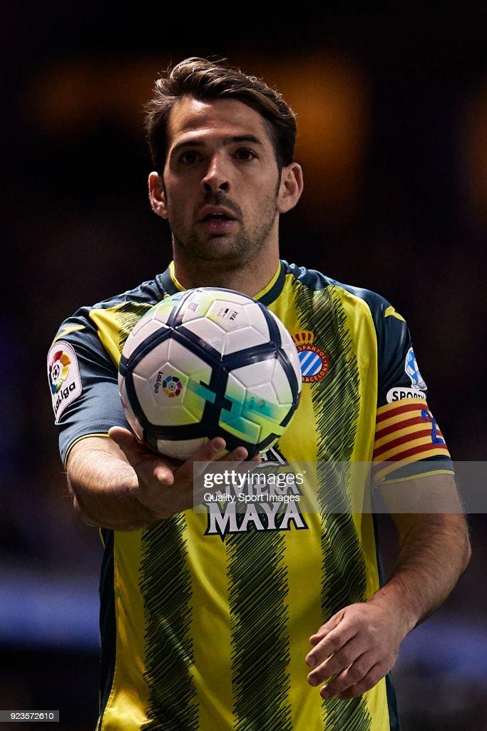 Deportivo La Coruna v Espanyol - La Liga