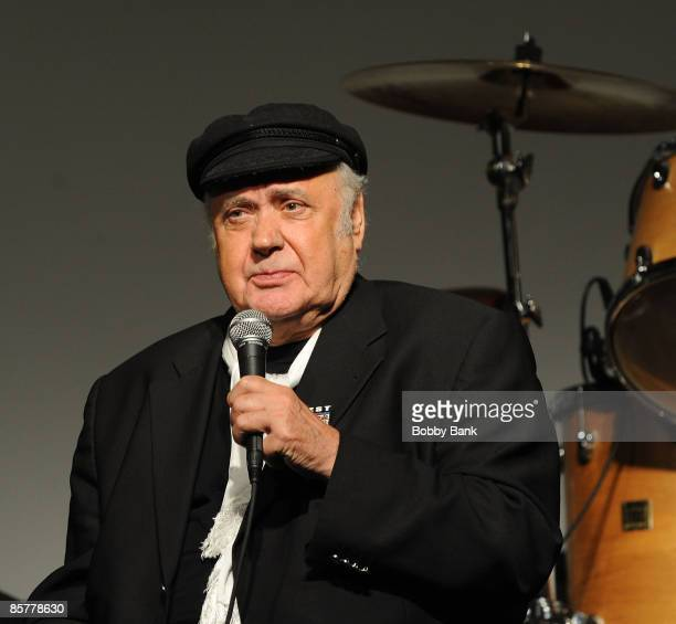 Victor Spinetti attends the 35th Anniversary of The Fest For Beatles Fans celebration at the Crowne Plaza Meadowlands on March 27 2009 in Secaucus...