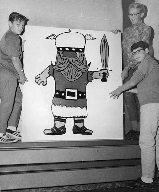 may 8 1969 may 14 1969 victor the viking goes up at school john