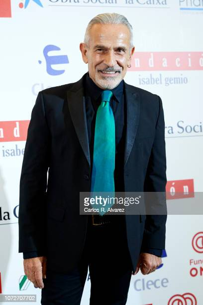 Victor Ullate attends 'Estrellas por la Ciencia' gala at the Canal Theater on November 26 2018 in Madrid Spain