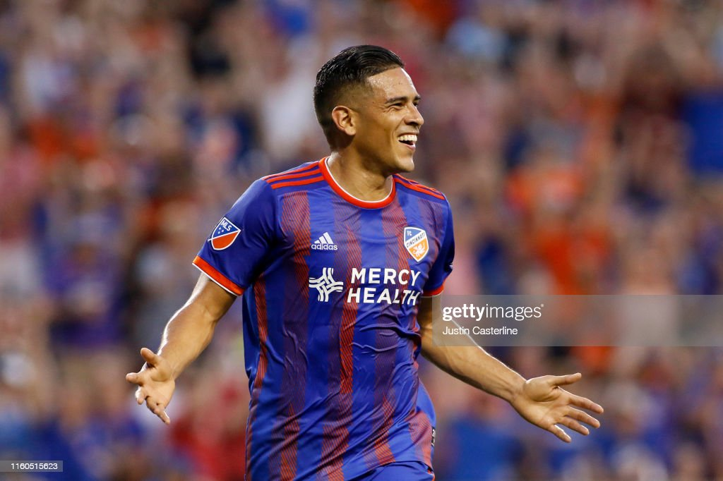 Houston Dynamo v FC Cincinnati : News Photo