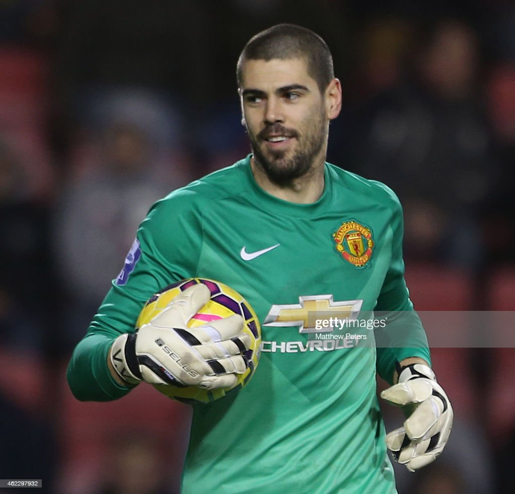 Manchester United v Liverpool: Barclays U21 Premier League : News Photo