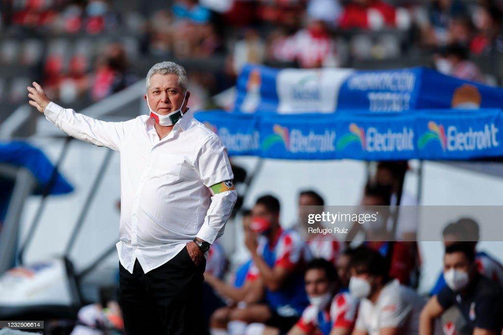 Atlas v Chivas - Torneo Guard1anes 2021 Liga MX : Fotografía de noticias