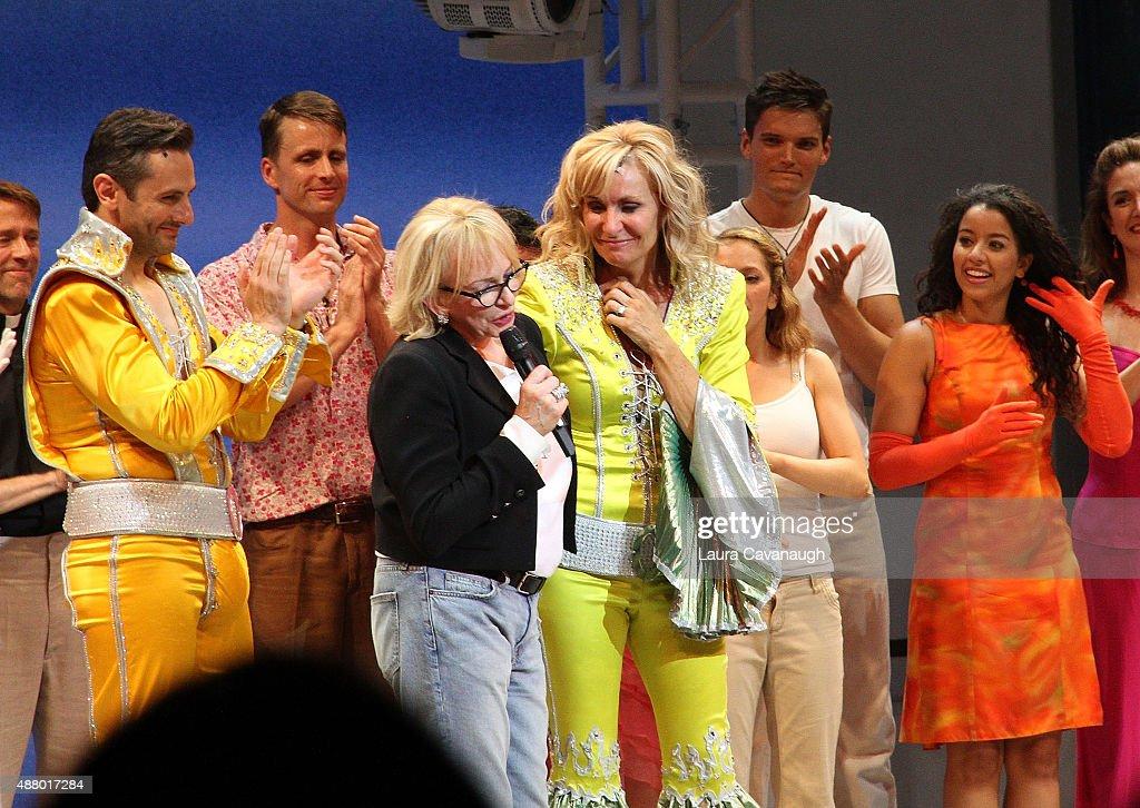 """Mamma Mia!"" Broadway Final Performance"