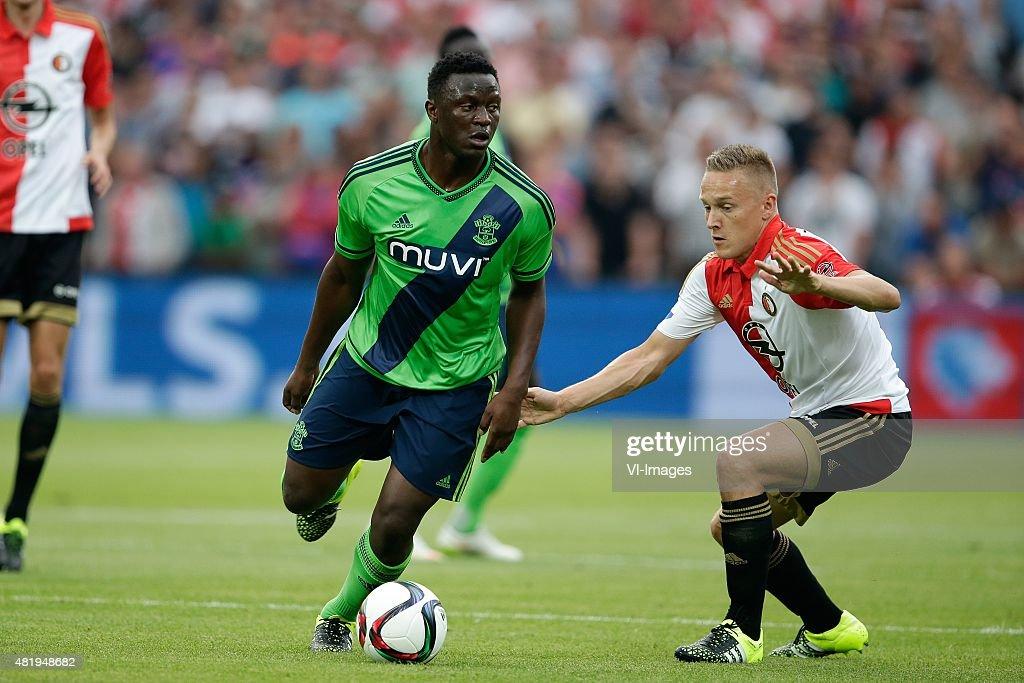 """Pre-Season Friendly - """"Feyenoord v Southampton FC"""" : News Photo"""