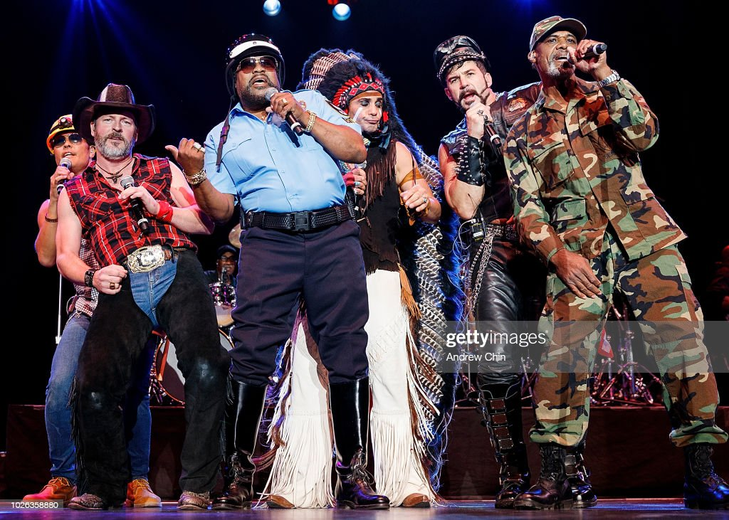 Village People In Concert - Vancouver, BC : News Photo