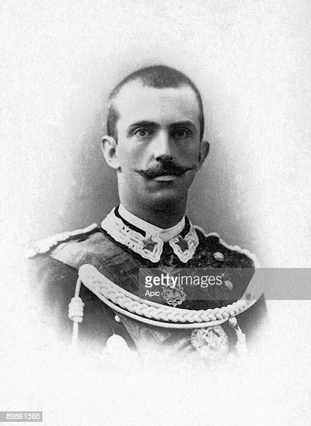 VictorEmmanuel III became the King of Italia in 1900 to 1946 the emperor of Ethiopia in 1936 to 1946 and the king of Albania in 1939 to 1946...