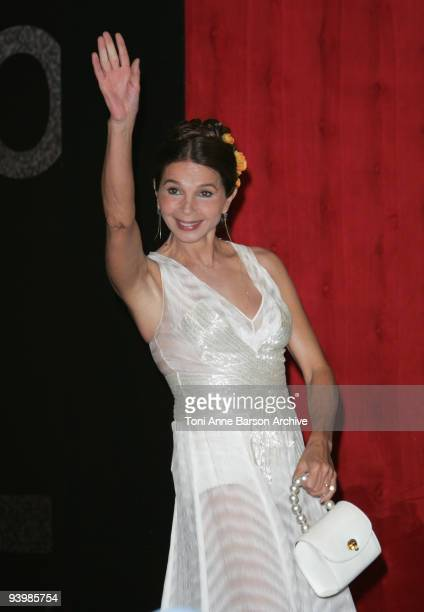 Victoria Abril attends the John Rabe premiere at the 9th Marrakesh Film Festival at the Palais des Congres on December 4 2009 in Marrakech Morocco