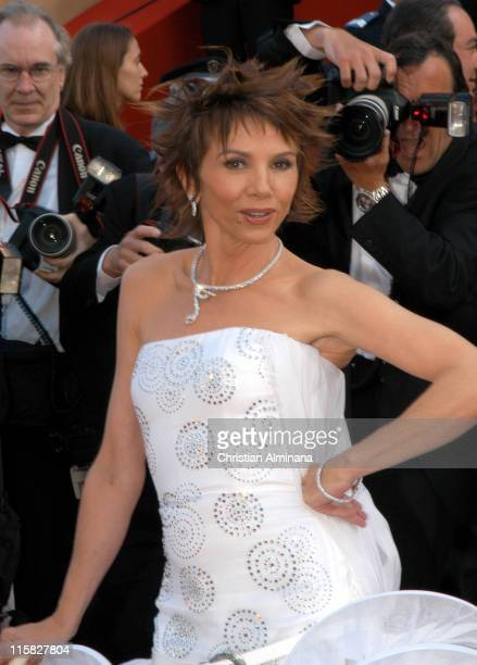 Victoria Abril during 2005 Cannes Film Festival 'Cache' Premiere at Palais de Festival in Cannes France