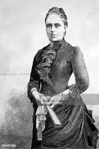 Victoria adelaide mary louisa princess of great britain and ireland va 1840 1901 a british princess from the house of saxecoburg and gotha queen of...