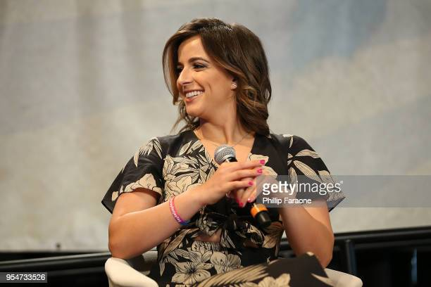 Victoria Arlen attends the Game Changers panel at the 4th Annual Bentonville Film Festival Day 4 on May 4 2018 in Bentonville Arkansas
