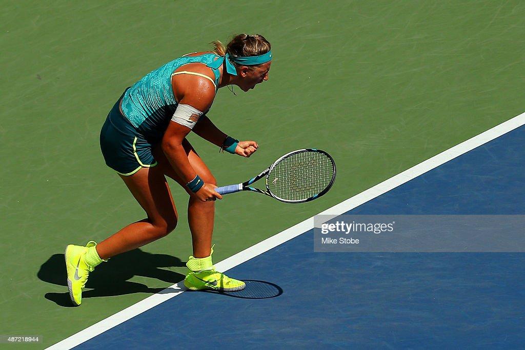 2015 US Open - Day Eight : News Photo