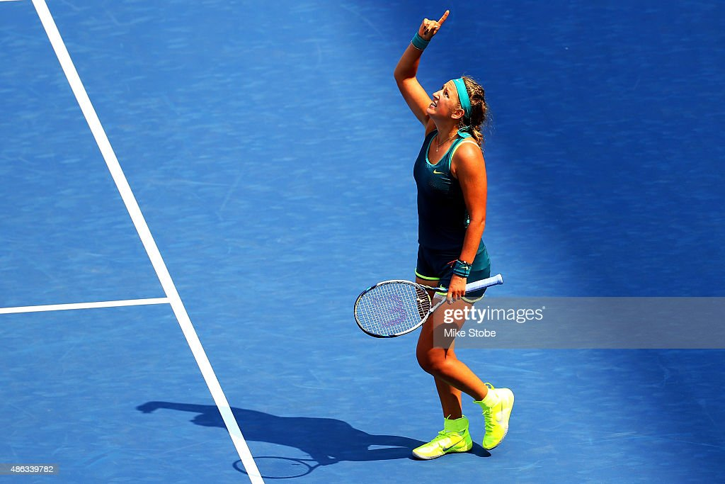 2015 US Open - Day Four : News Photo