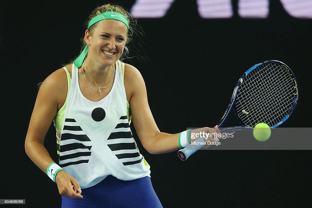 2016 Australian Open - Previews : News Photo