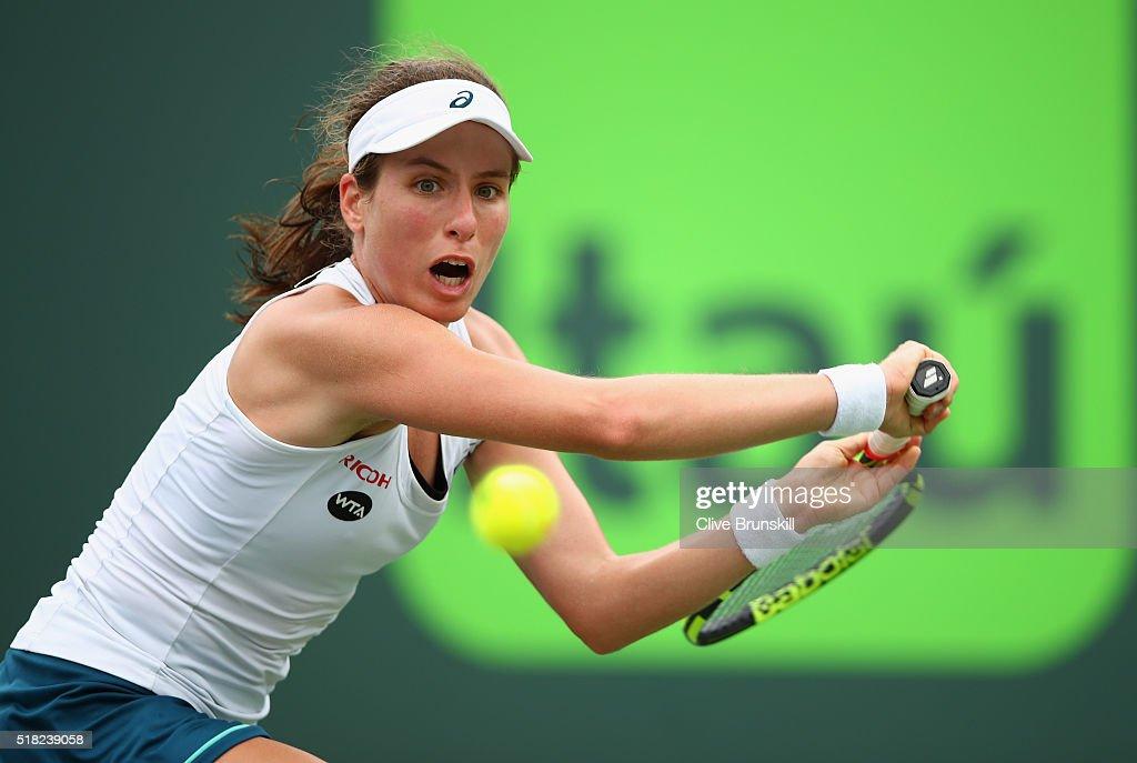 Miami Open - Day 10 : News Photo