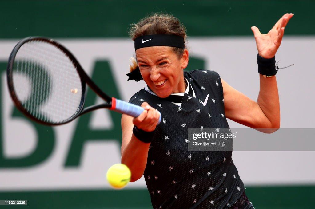 2019 French Open - Day Three : Fotografía de noticias