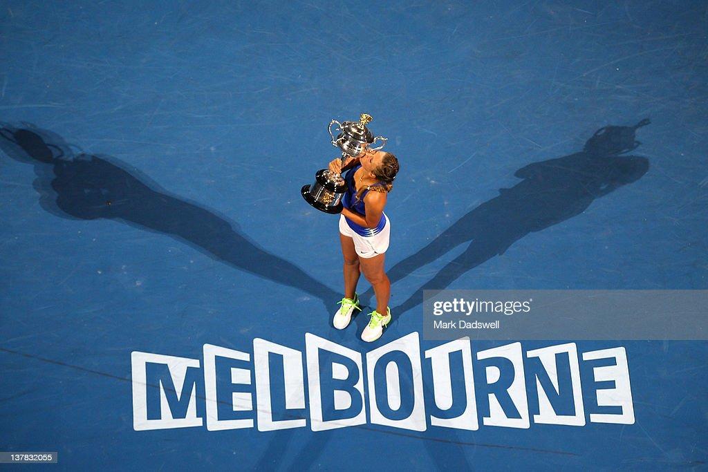 2012 Australian Open - Day 13 : Foto di attualità