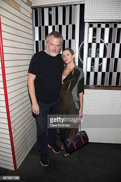 Victoria Bartlett attends the DAZED and Red Bull Studios New York Opening Of Scenario In The Shade Hosted By Jefferson Hack Jonah Freeman Justin Lowe...