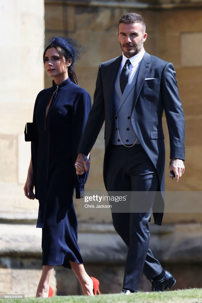 Sports Stars attend Wedding of Prince Harry to Ms. Meghan Markle