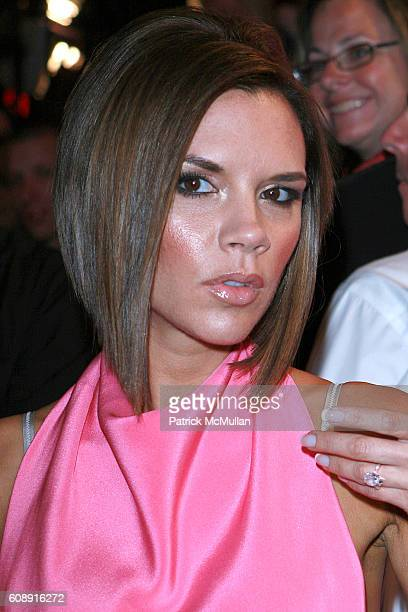 Victoria Beckham attends 12th Annual Victoria Secret Fashion Show Arrivals at Kodak Theater on November 15 2007 in Hollywood CA