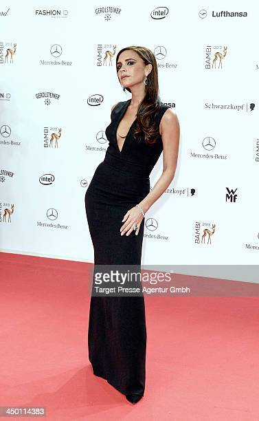 Victoria Beckham attends the Bambi awards 2013 at Stage Theater on November 14, 2013 in Berlin, Germany.