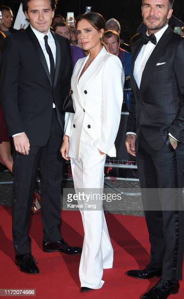 Victoria Beckham attends the GQ Men Of The Year Awards 2019 at Tate Modern on September 03 2019 in London England