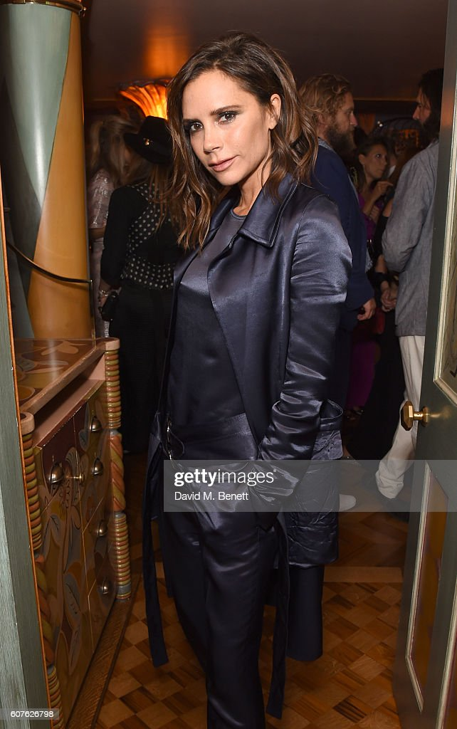 """Vogue: Voice Of A Century"" Book Launch Party Hosted By Alexandra Shulman"