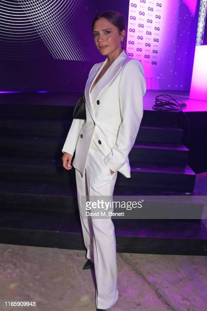 Victoria Beckham attends the the GQ Men Of The Year Awards 2019 in association with HUGO BOSS at the Tate Modern on September 3 2019 in London England