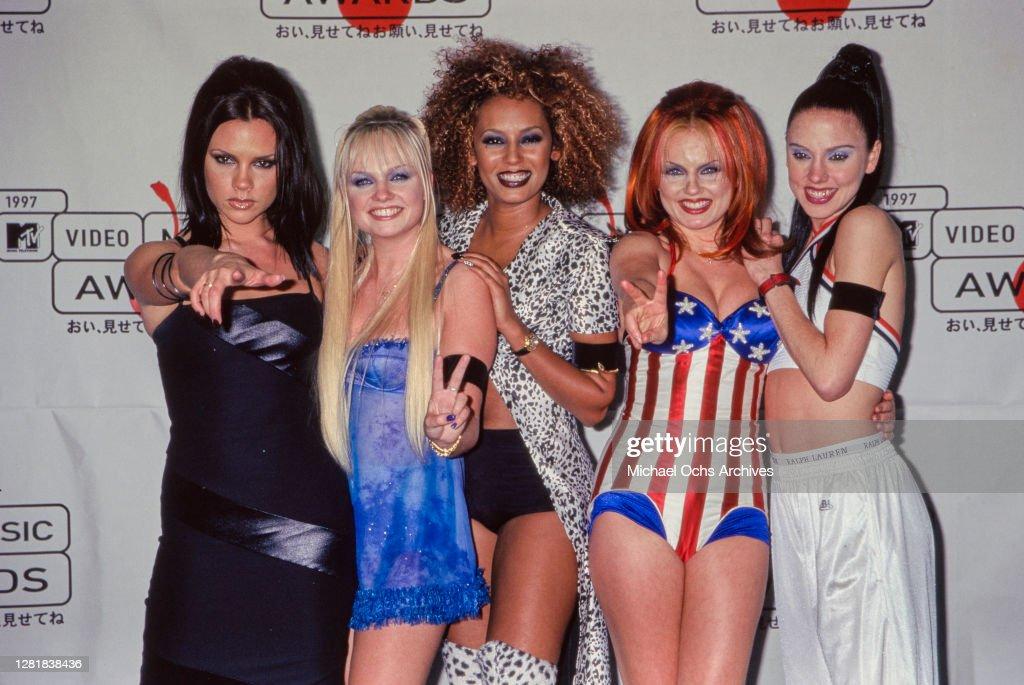 1997 MTV Video Music Awards : ニュース写真