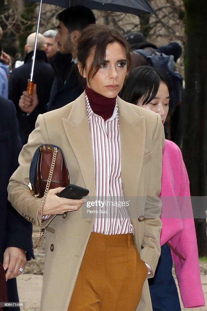 Louis Vuitton : Outside Arrivals - Paris Fashion Week - Menswear F/W 2018-2019