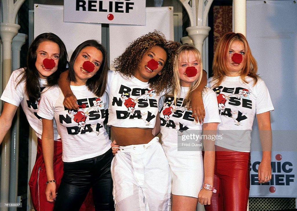 Spice Girls File Photos : News Photo