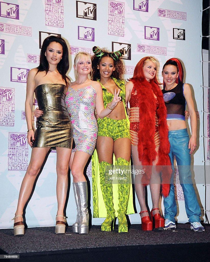 1997 MTV Europe Music Awards : Nachrichtenfoto