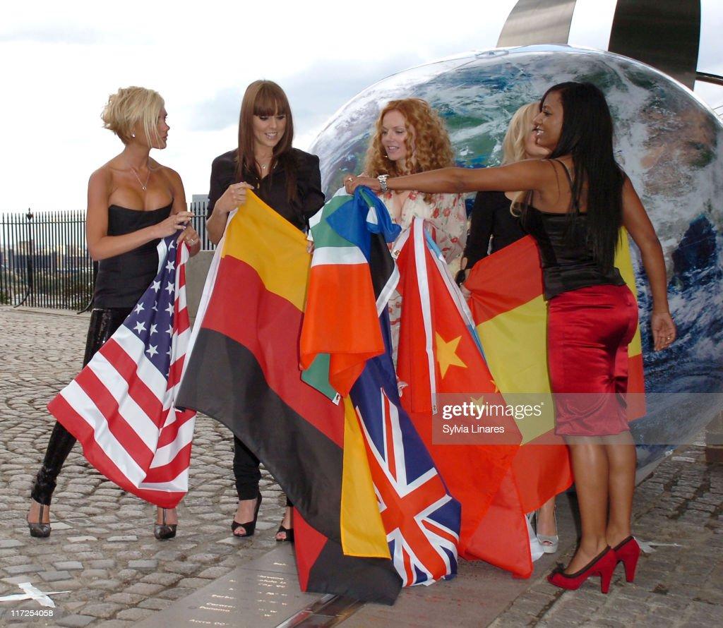 The Spice Girls û Photocall