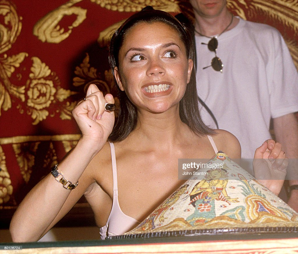 Spice Girls Photo Shoot in Bali - April 29, 1997 : News Photo