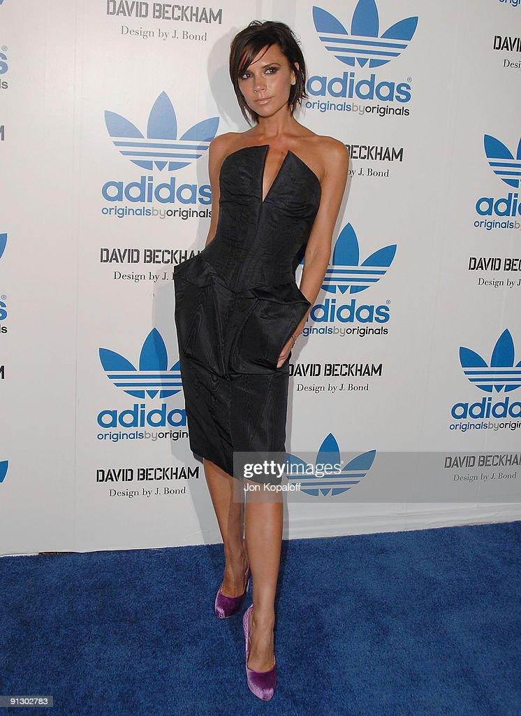 Fotos und Bilder von David Beckham And James Bond Adidas Originals ...
