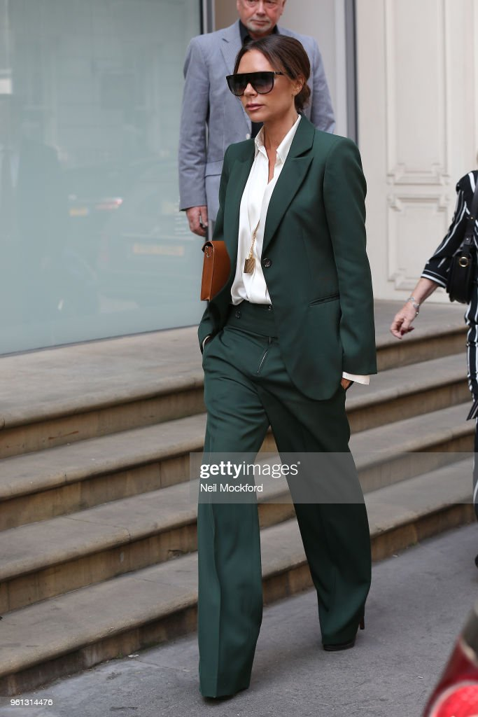 Victoria Beckham Sighting -  May 22, 2018