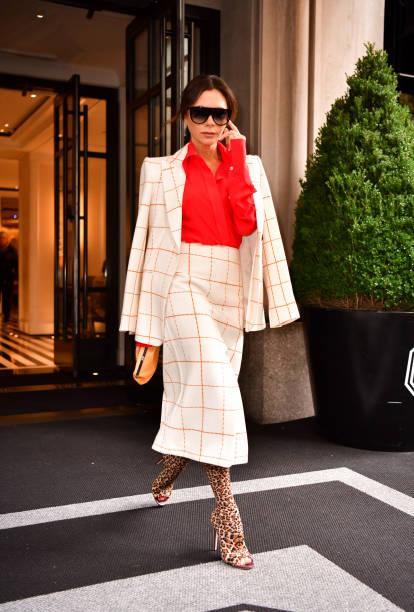 NY: Celebrity Sightings In New York City - October 17, 2019