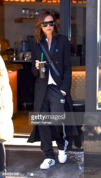 Victoria Beckham seen out in Manhattan on February 10 2017 in New York City
