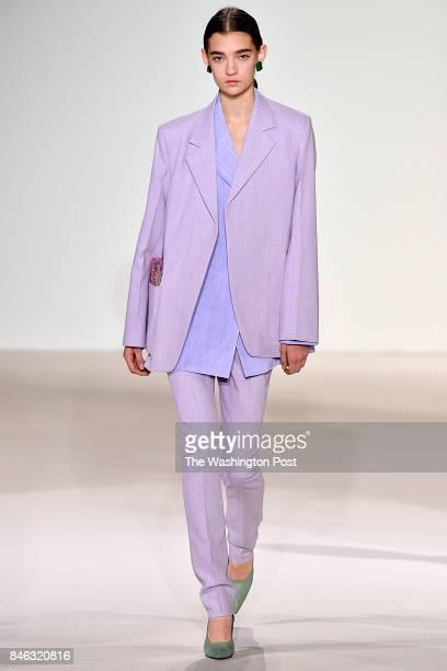 Victoria Beckham Spring Summer 2018 collection