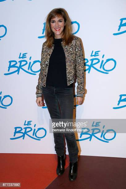 Victoria Bedos attends the 'Le Brio' movie Premiere at Cinema Gaumont Opera Capucines on November 21 2017 in Paris France