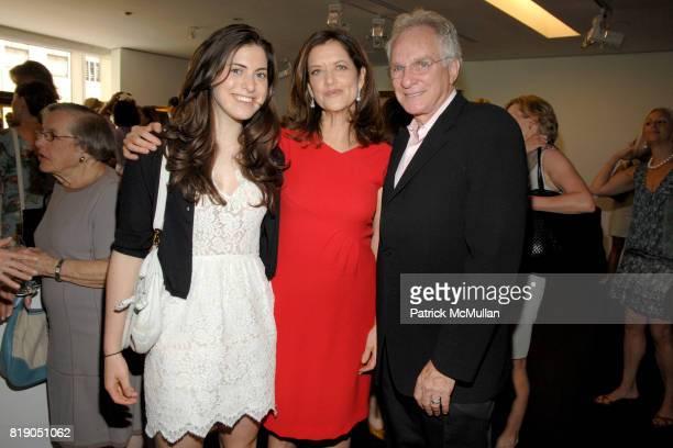 Victoria Black, Debra Black and David Yurman attend DAVID YURMAN & CHRISTIE'S host a benefit for the MELANOMA FOUNDATION at Christie's at Rockefeller...