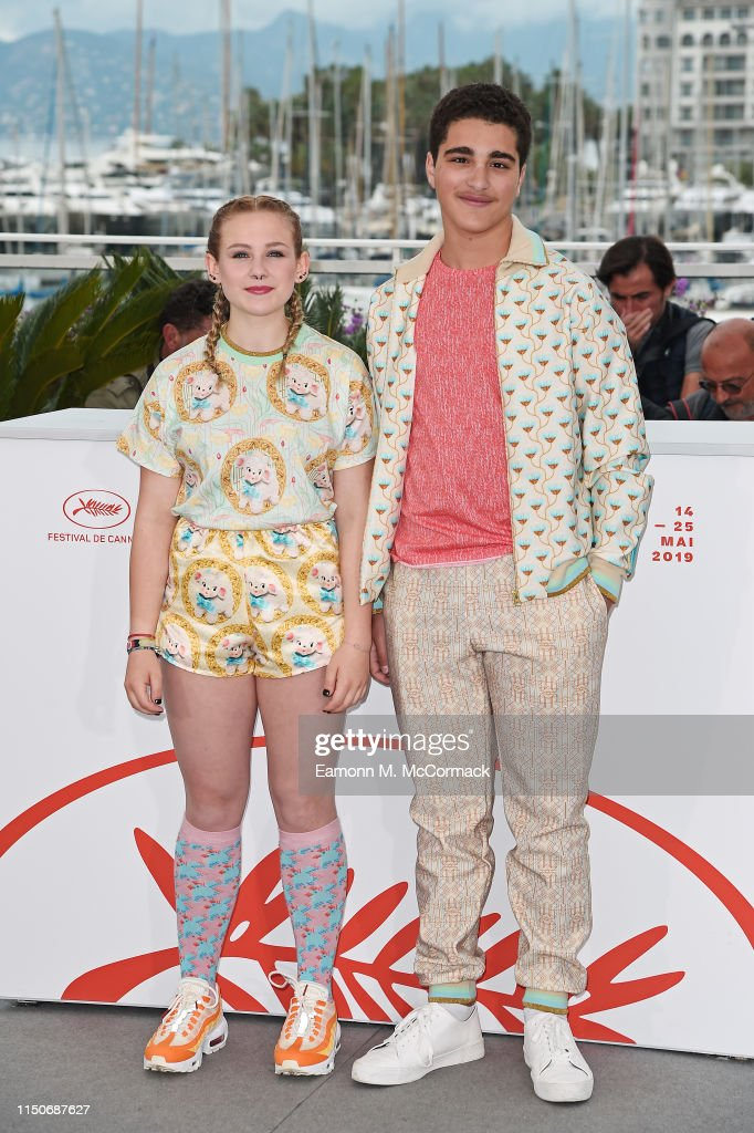 "FRA: ""Young Ahmed (Le Yeune Ahmed)"" Photocall - The 72nd Annual Cannes Film Festival"