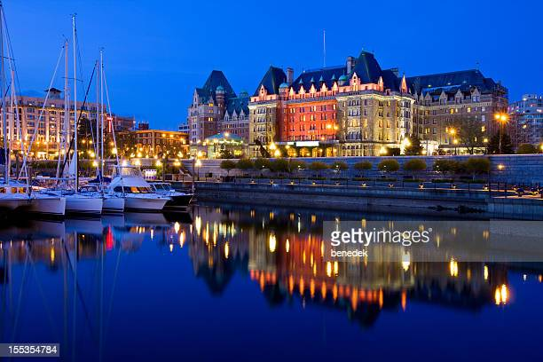 victoria, british columbia, canada - victoria canada stock pictures, royalty-free photos & images