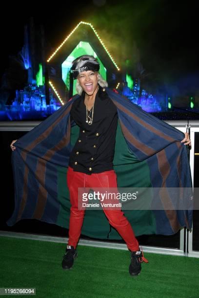 Victoria Brito attends the MDL Beast Festival on December 21, 2019 in Riyadh, Saudi Arabia.