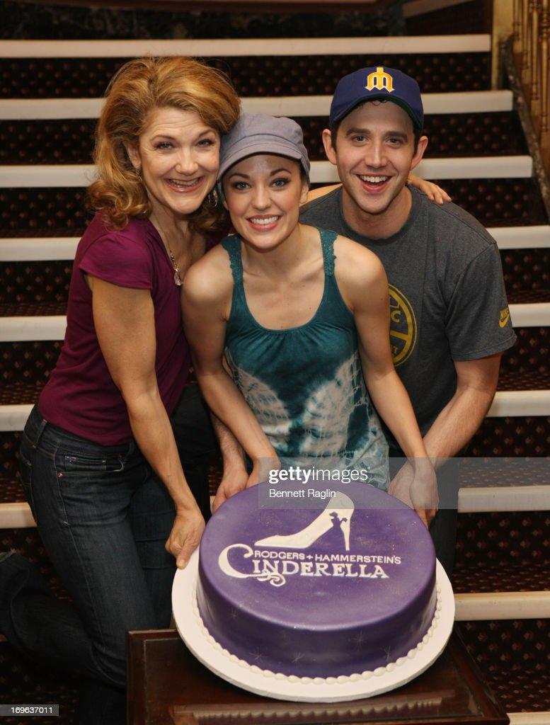 """Rodgers + Hammerstein's Cinderella"" On Broadway Celebrates 100th Performance"
