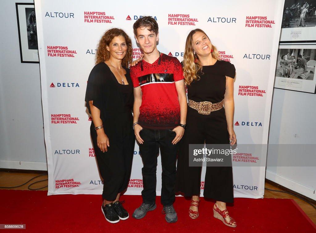 Hamptons International Film Festival 2017  - Day 3 : News Photo
