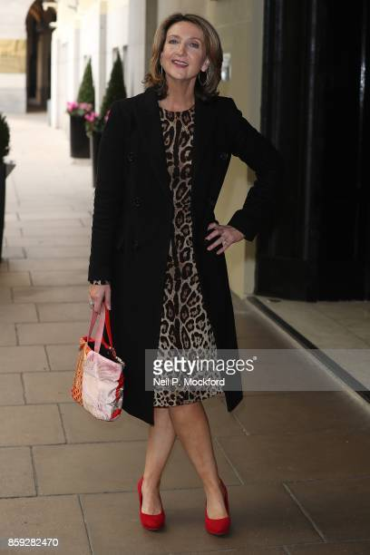 Victoria Derbyshire attends the 'Future Dreams' Fundraising Lunch at The Savoy Hotel on October 9 2017 in London England