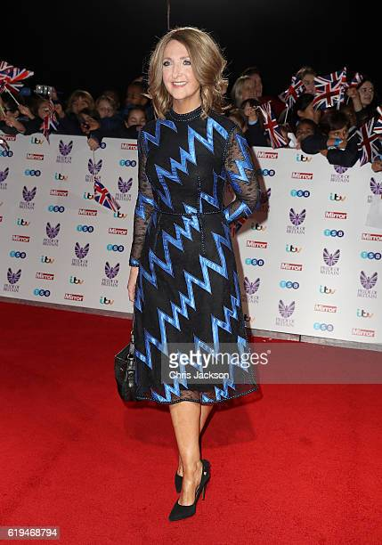 Victoria Derbyshire attends the Pride Of Britain awards at the Grosvenor House Hotel on October 31 2016 in London England