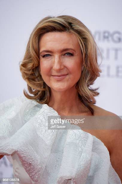 Victoria Derbyshire attends the Virgin TV British Academy Television Awards at The Royal Festival Hall on May 13 2018 in London England